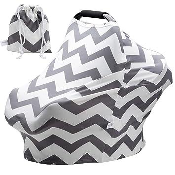 Amazon.com: Fundas de asiento de coche de bebé super suave ...