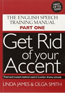 how to get rid of accent