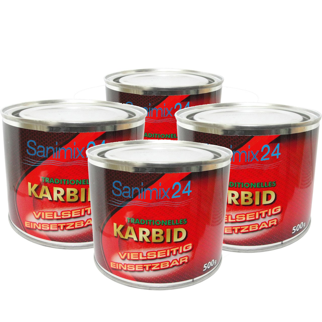 2 kg carbide, calcium carbide to Karbidschweissen for Karbidlampen as Maulwurfgas-Traditional Carbide is used as A means of moles AXOR