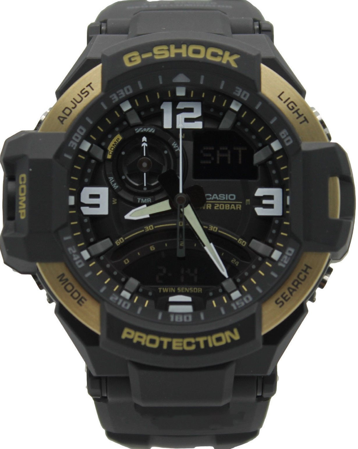 Casio Casual Watch(Model: GA1000-9G)