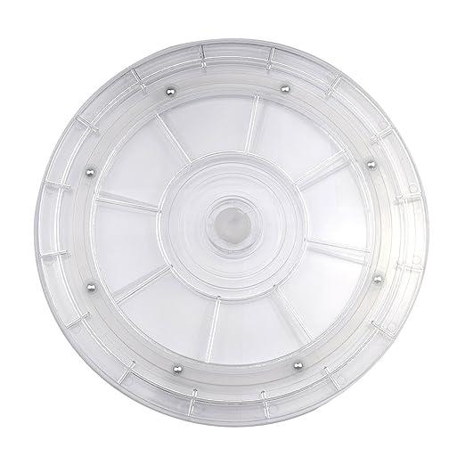 6 opinioni per Case Wonder Home & cucina Materiale Acrilico Resistente in Acciaio Piattaforma