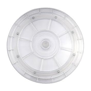 Case Wonder Home & Kitchen Acrílico Heavy Duty Universal Plato Giratorio Turntable con Rodamientos de Acero ...