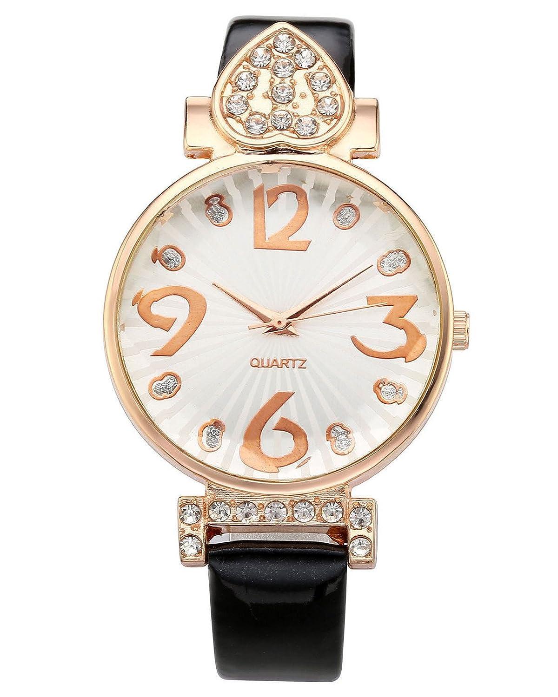 Quartz Watches Men's Watches Women Owl Pattern Knitting Dial Quartz Bracelet Watch Fine Workmanship