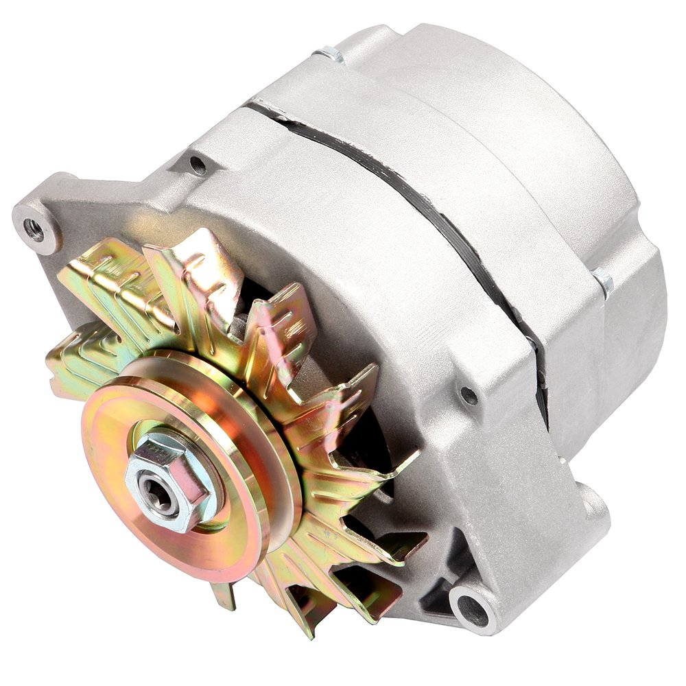 Alternatorseccpp Adr0335 1 Wire 105amp For Chevrolet Wiring 86 Oldsmobile Delta 88 Chevy Alternator C10 C20 C30 G10 G20 G30 K10 K20 K30 P10 P20 P30 1975 1982 7127 Se105 Automotive