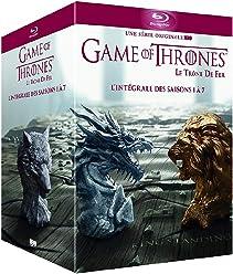 Game of Thrones (Le Trône de Fer) - L'intégrale des saisons 1 à 7 - Blu-ray - HBO [BLURAY]