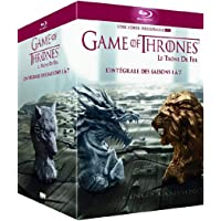 Game of Thrones (Le Trône de Fer) - L'intégrale des saisons 1 à 7 - Blu-ray - HBO [BLURAY]