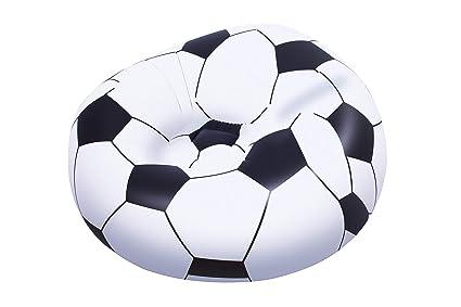 Puff Hinchable Bestway Balón Fútbol