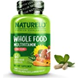 NATURELO Whole Food Multivitamin for Teens - Natural Vitamins & Minerals for Teenage Boys & Girls - Supplement for…