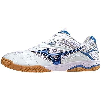 Wave 7 Drive Tennis SchuhBlau Mizuno Table Weiß270 G BlueWhite mnN80wOv