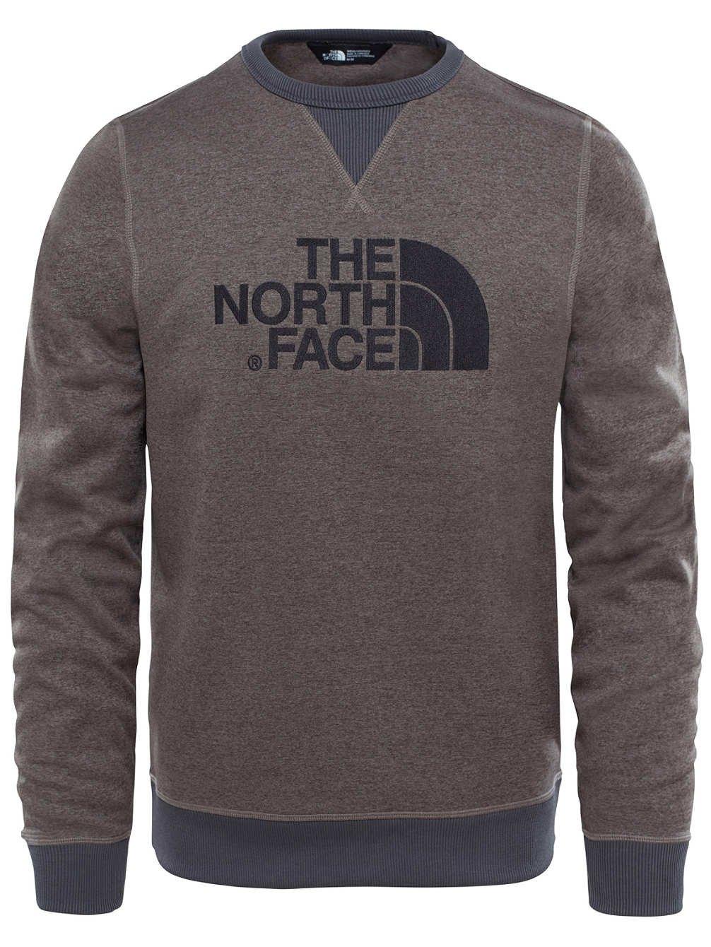 North Face M MC Drew Peak Crew–Felpa, Uomo