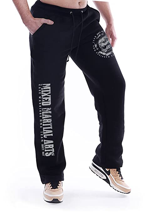 Dirty Ray Artes Marciales MMA pantalón de chándal hombre SDMMA2 ...