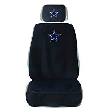 Awesome Fremont Die Nfl Unisex Seat Cover With Head Rest Cover Alphanode Cool Chair Designs And Ideas Alphanodeonline