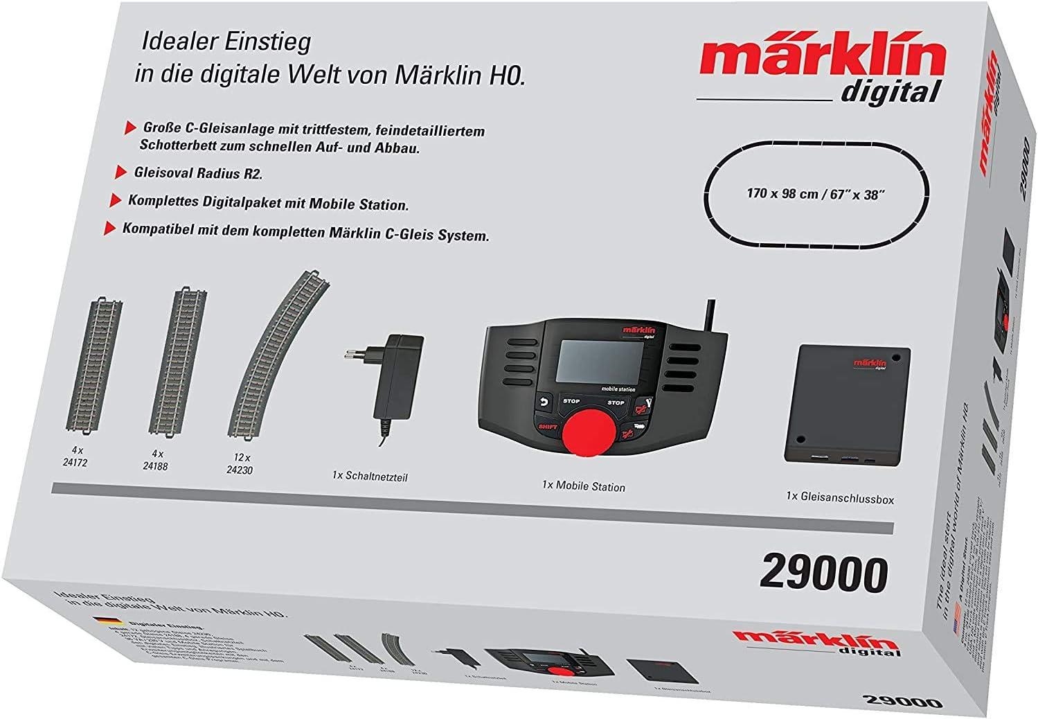 Märklin h0 72021 électricité prépondérant Accouplements embrayages masse Meuleuse Kit nouveau dans neuf dans sa boîte