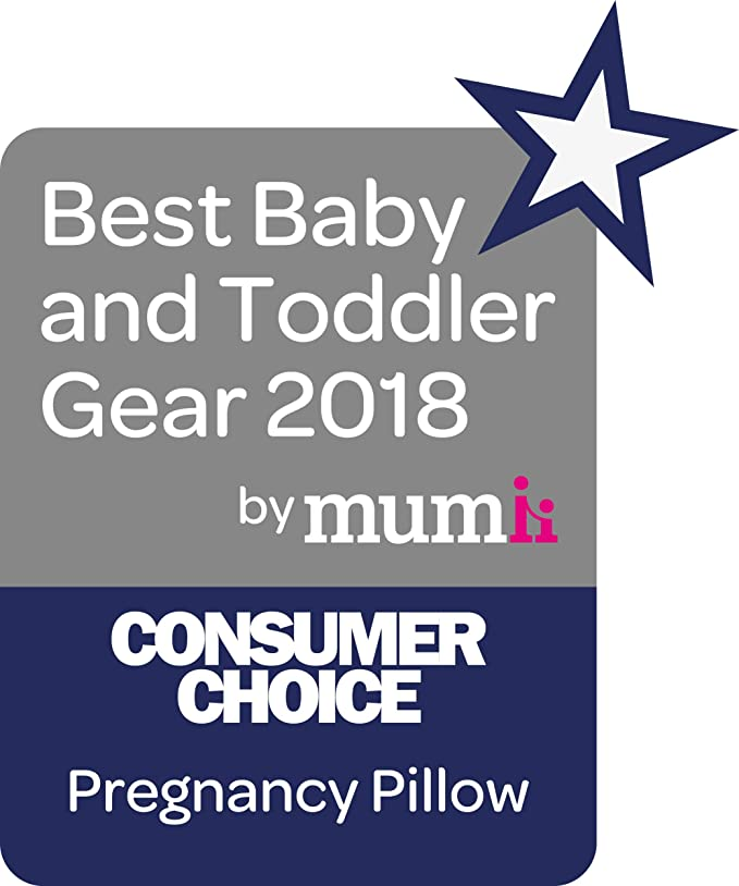 61695c07d117e Summer Infant Ultimate Body Comfort Pillow (White): Amazon.co.uk: Baby