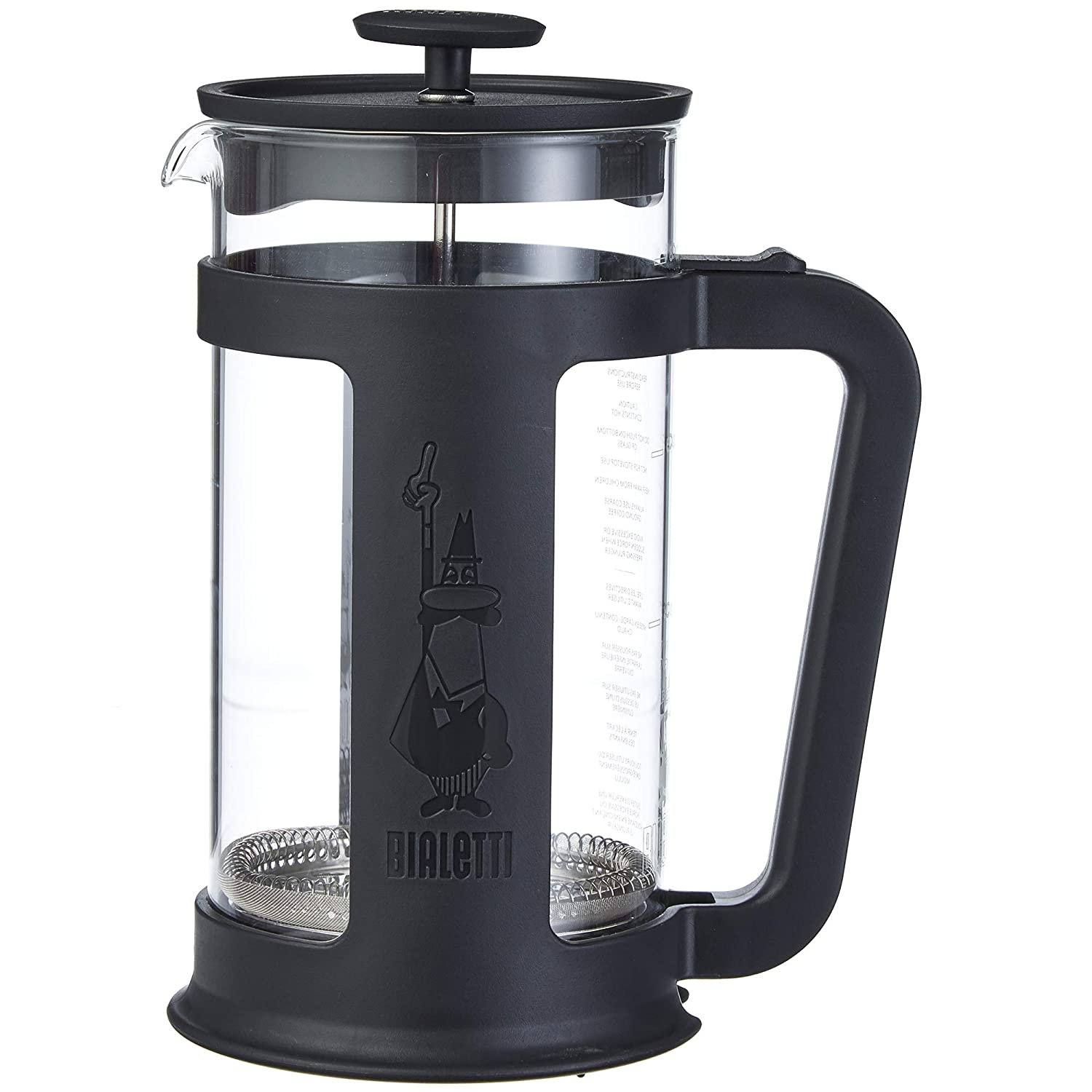 Bialetti 06641 Modern Coffee Press, Black