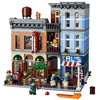 LEGO Creator Expert Detective's Office: Toys & Games