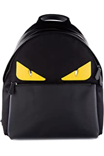 08d012dc0eb4 Amazon.com: Fendi ♚Authentic Fendi Rucksack Luxury Backpack Rare ...