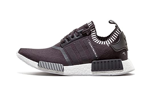 1a07a04b3ec38 100% Authentic Black Adidas Nmd Runner Japan Triple Boost Shoes ...