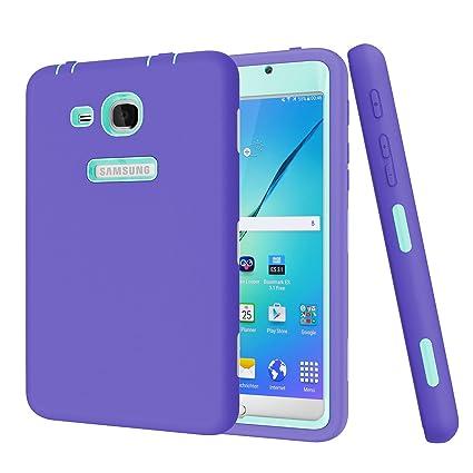 Amazon.com: Funda para Samsung Galaxy Tab A 7.0, Jeccy 3 en ...