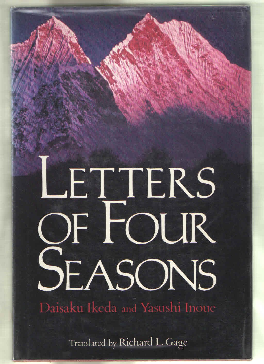 Letters of Four Seasons