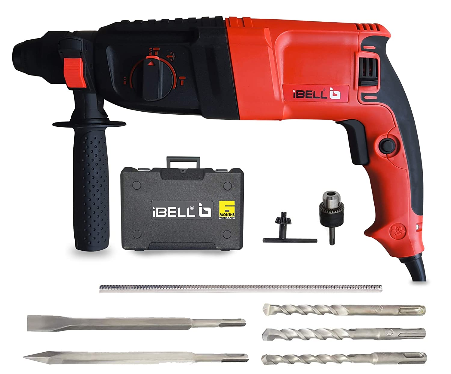 Best Drill Machine for Concrete Walls in india