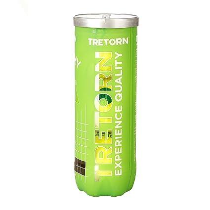 TRETORN Academy Green Stage 1 - Pelotas de Tenis (3 Unidades ...
