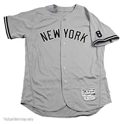 super popular a6f59 31c2d Tony Pena New York Yankees 2016 Team Issued #56 Road Jersey ...