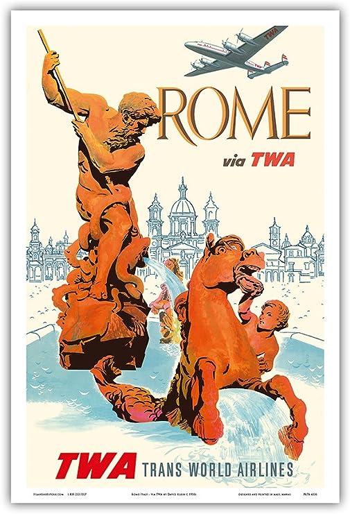 1950/'s Alaska Bear Vintage United States of America Travel Advertisement Poster