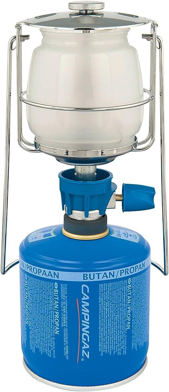 Campingaz 2000010182 Lumostar Plus - Lámpara de Gas, Color Azul