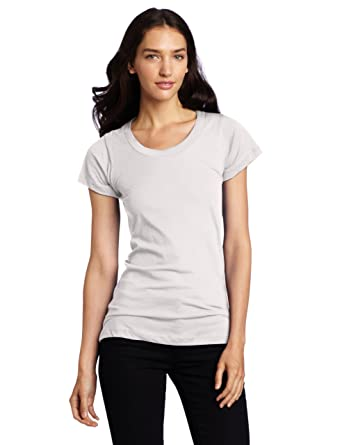 a6956e98767c97 LNA Women s Short Sleeve Crew Neck Tee