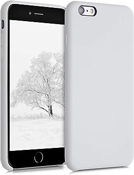 kwmobile Coque pour Apple iPhone 6 Plus / 6S Plus - Coque Housse - Housse de téléphone Beige Mat