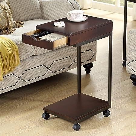 Table Salon amovible Sofa Balcon tiroir d'appointavec kwPOn0