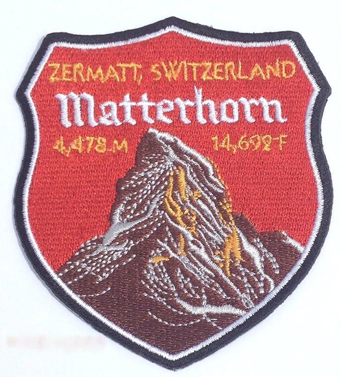 "Iron on Badge Applique Asia Trek Climbing Annapurna Circuit Nepal Patch 3.5/"""