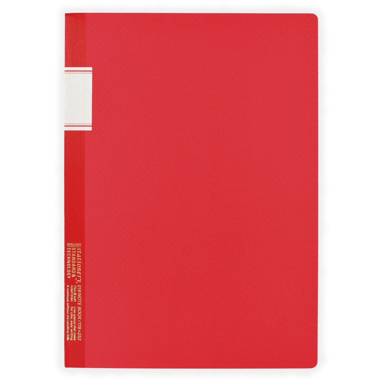 Stalogy S4-L Lined Notebooks: 7 in. x 10