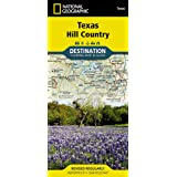 Texas Hill Country (National Geographic Destination Map)