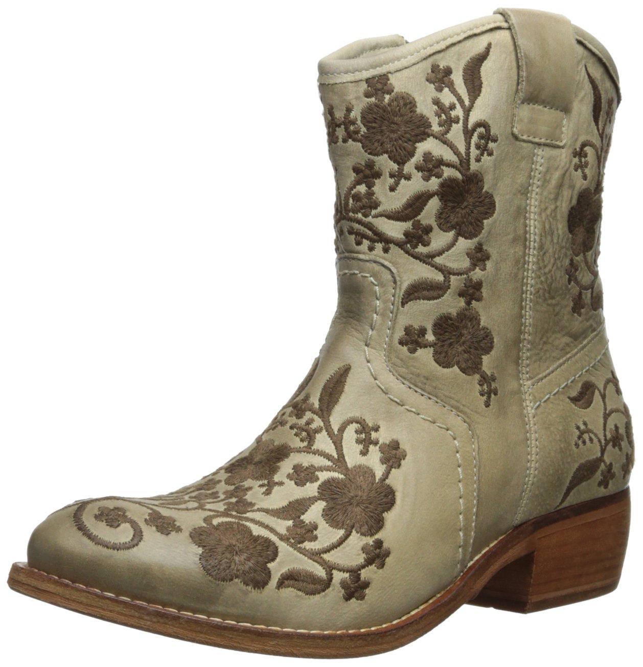 Taos Women's Privilege Western Boot B00IPO9ZG8 39 EU/8-8.5 M US|Stone
