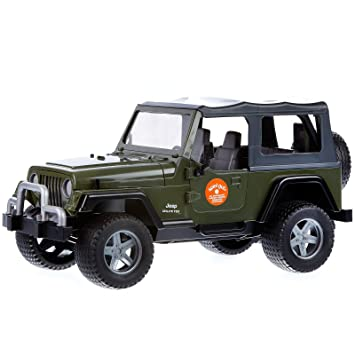 Bruder Bruder Jeep Wrangler Unlimited   Colors May Vary