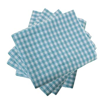 """sourcing map paquete de 4 plato de algodón Toallas 30"""" x 18"""", Lavable"""