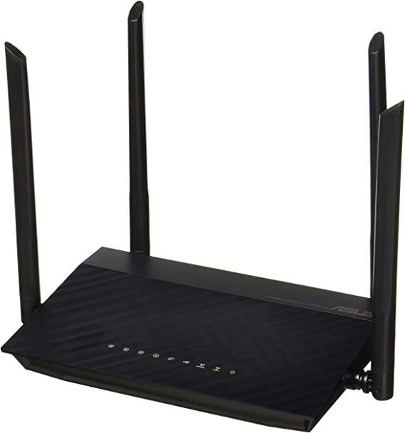 Asus Wireless AC1200 Dual-Band Router - (RT-AC1200) (Renewed)