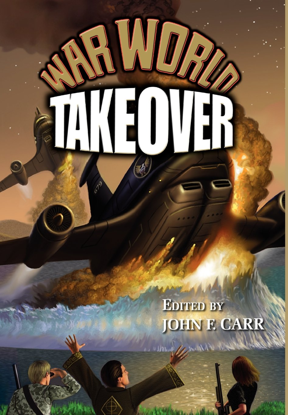 Read Online War World: Takeover ebook