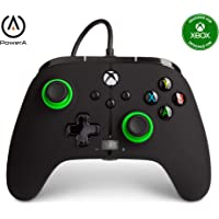 ENHANCED WIRED CONTROLLER HINT OF GREEN (Xbox One)