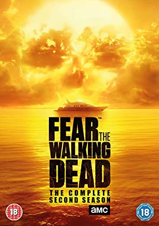 Amazoncom Fear The Walking Dead Season 2 Dvd Movies Tv