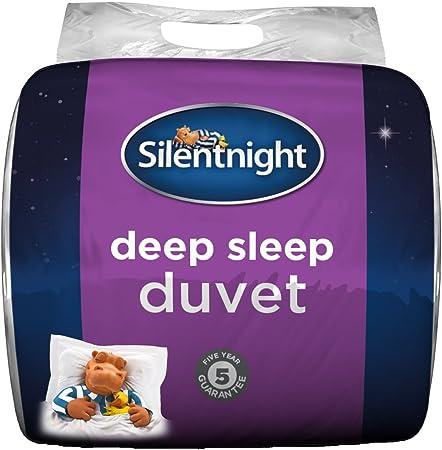 Silentnight Deep Sleep Duvet, 15 Tog
