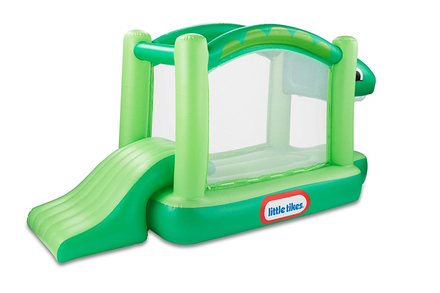 Amazon.com: Little Tikes Dino Bouncer - Inflable para ...