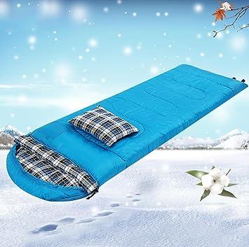 MEMGYZ Saco de dormir de invierno al aire libre camping ...
