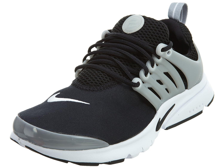 Nike Air Presto Youth  Traing Shoes B01EZG9X5M 7 M US|Black/Black-white-wolf Grey