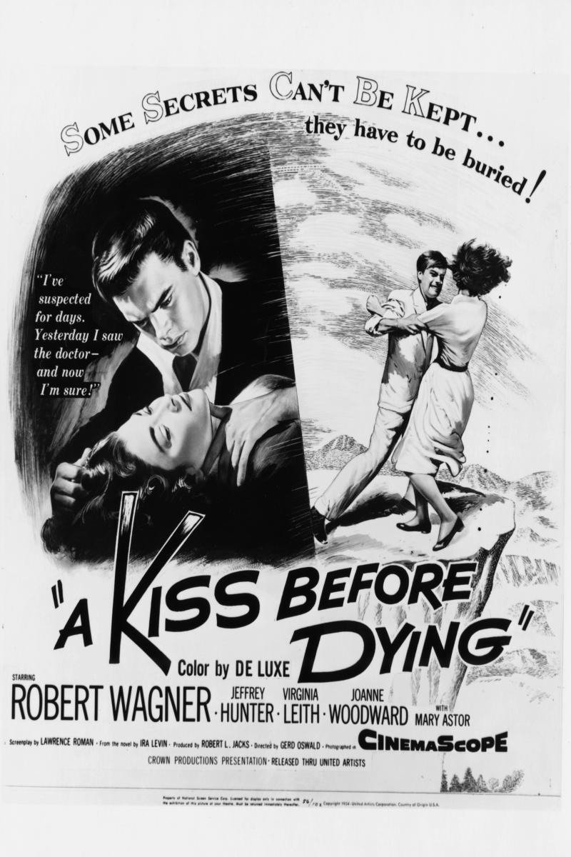 Amazon Co Uk Watch A Kiss Before Dying Prime Video