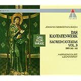 Bach : Sacred Cantatas Vol.9 : BWV 163-166