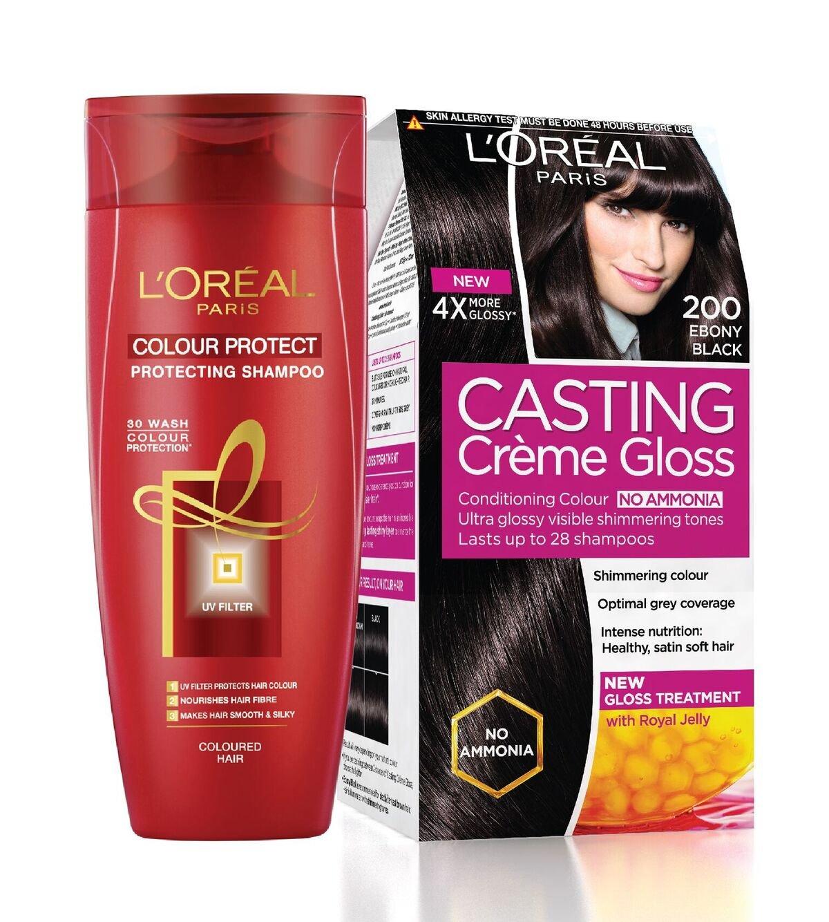 Buy Loreal Paris Casting Creme Gloss Hair Color Plumburgundy 316
