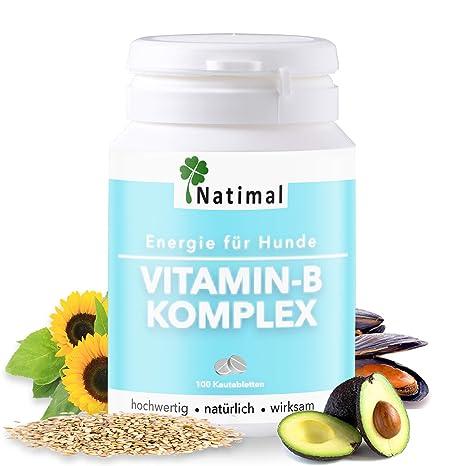 natimal. OFERTA para Mercado Introducción. Importante complejo de vitamina B para perros. ENTREGA